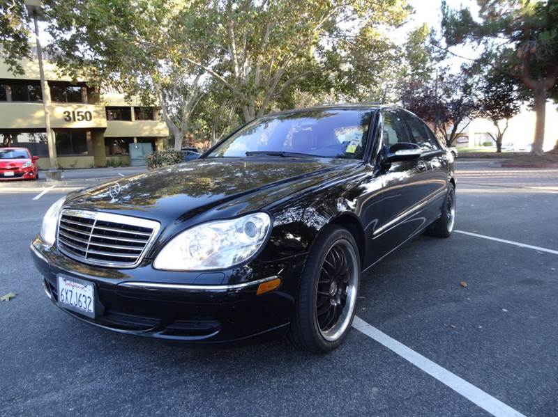 2004 Mercedes-Benz S-Class for sale at Star One Imports in Santa Clara CA