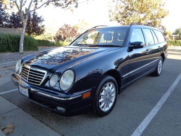 2002 Mercedes-Benz E-Class for sale at Star One Imports in Santa Clara CA