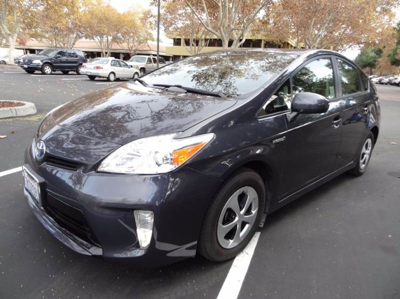 2015 Toyota Prius for sale at Star One Imports in Santa Clara CA