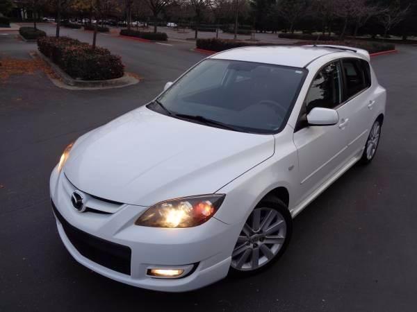 2009 Mazda MAZDASPEED3 for sale at Star One Imports in Santa Clara CA