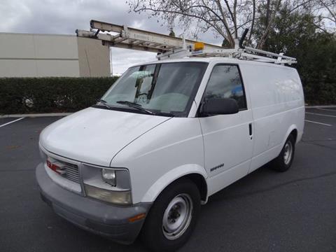 2000 GMC Safari Cargo for sale in Santa Clara, CA