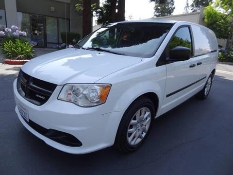 2014 RAM C/V for sale at Star One Imports in Santa Clara CA