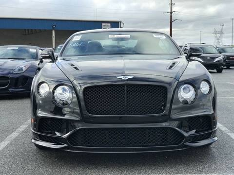 2017 Bentley Continental for sale in Santa Clara, CA