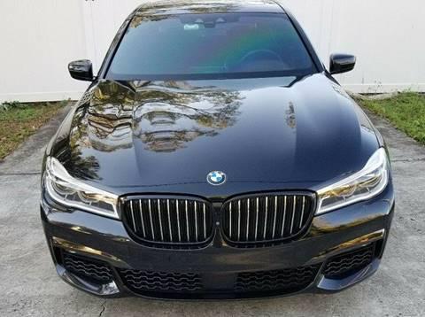 2017 BMW 7 Series for sale in Santa Clara, CA
