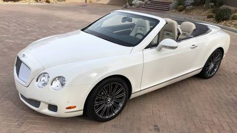 2011 Bentley Continental for sale in Santa Clara, CA