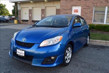 2010 Toyota Matrix for sale in Rockville, MD