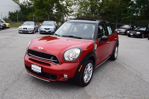 2015 MINI Countryman for sale in Rockville, MD