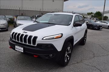 2014 Jeep Cherokee for sale in Rockville, MD