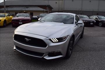 2015 Ford Mustang for sale in Rockville, MD