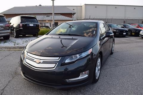 2015 Chevrolet Volt for sale in Rockville, MD