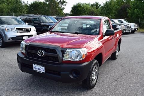 2011 Toyota Tacoma for sale in Rockville, MD