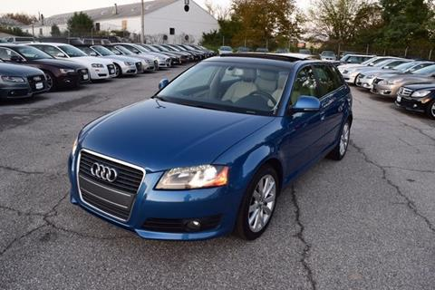 2009 Audi A3 for sale in Rockville, MD