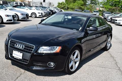 2010 Audi A5 for sale in Rockville, MD