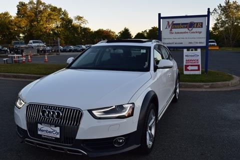 2014 Audi Allroad for sale in Rockville, MD