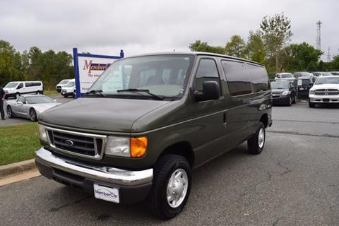 2004 Ford E-Series Wagon for sale in Rockville, MD