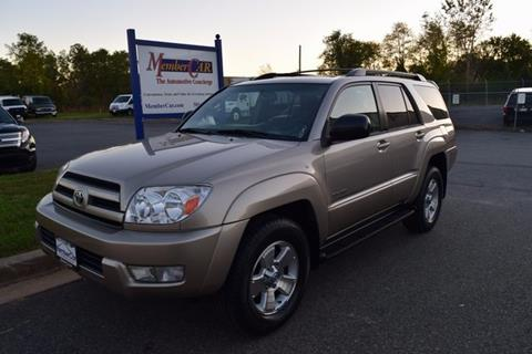 2004 Toyota 4Runner for sale in Rockville, MD