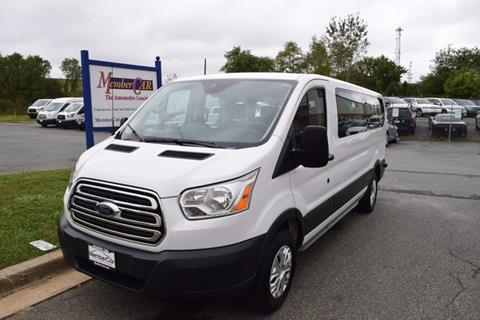 2017 Ford Transit Passenger for sale in Rockville, MD