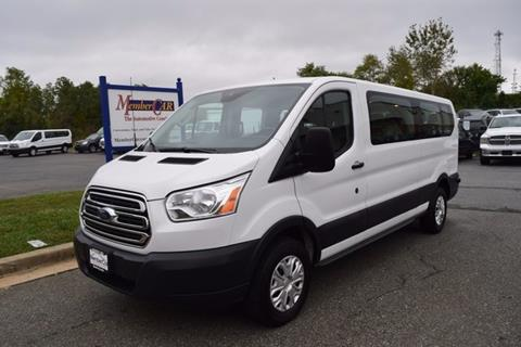 2016 Ford Transit Wagon for sale in Rockville, MD
