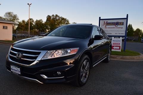2013 Honda Crosstour for sale in Rockville, MD
