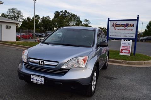 2007 Honda CR-V for sale in Rockville, MD
