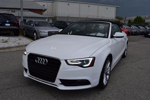 Audi For Sale In Rockville MD Carsforsalecom - Audi rockville