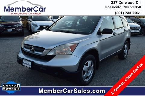 2009 Honda CR-V for sale in Rockville, MD