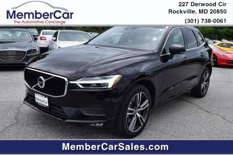 2018 Volvo XC60 for sale at MemberCar in Rockville MD