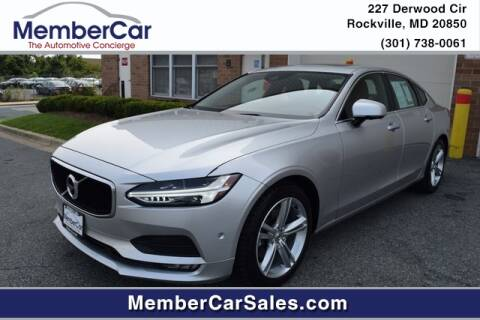2017 Volvo S90 for sale at MemberCar in Rockville MD