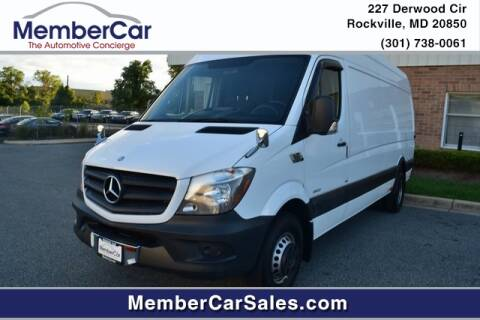 2014 Mercedes-Benz Sprinter Cargo for sale at MemberCar in Rockville MD