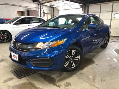 2015 Honda Civic for sale in Worcester, MA