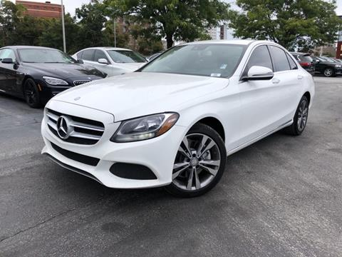 2016 Mercedes-Benz C-Class for sale in Worcester, MA