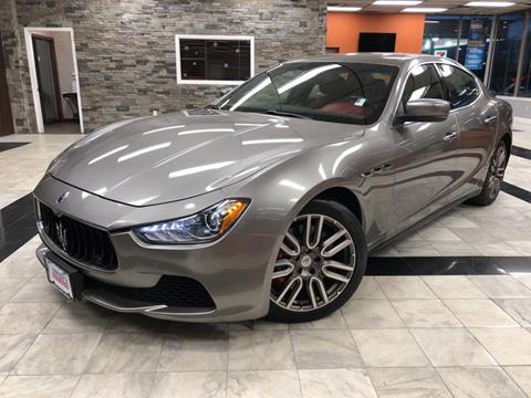 2015 Maserati Ghibli for sale in Worcester, MA