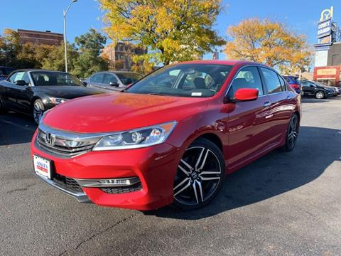 2017 Honda Accord for sale in Worcester, MA