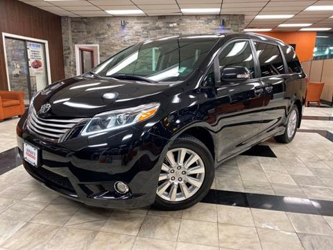 2017 Toyota Sienna for sale in Worcester, MA