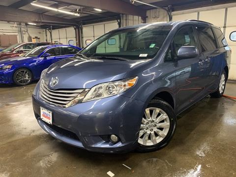 2015 Toyota Sienna for sale in Worcester, MA