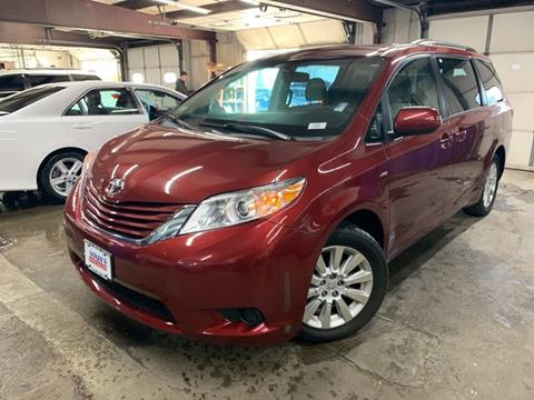 2016 Toyota Sienna for sale in Worcester, MA