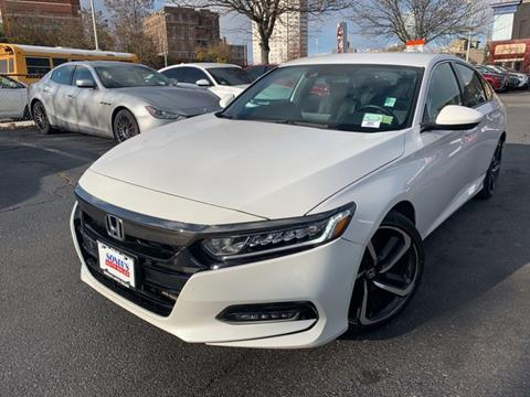 2018 Honda Accord for sale in Worcester, MA