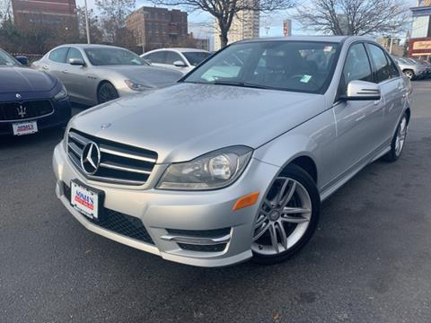 2014 Mercedes-Benz C-Class for sale in Worcester, MA