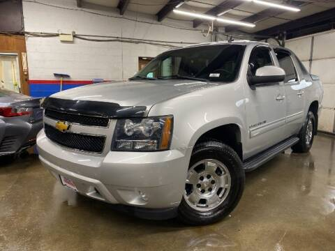 2011 Chevrolet Avalanche for sale at Sonias Auto Sales in Worcester MA