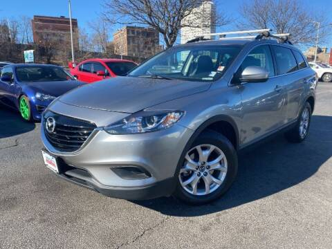 2014 Mazda CX-9 for sale at Sonias Auto Sales in Worcester MA