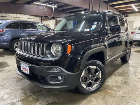 2015 Jeep Renegade for sale at Sonias Auto Sales in Worcester MA