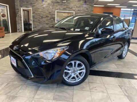 2018 Toyota Yaris iA for sale at Sonias Auto Sales in Worcester MA