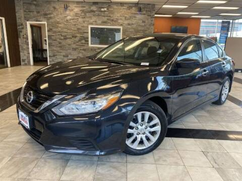 2017 Nissan Altima for sale at Sonias Auto Sales in Worcester MA