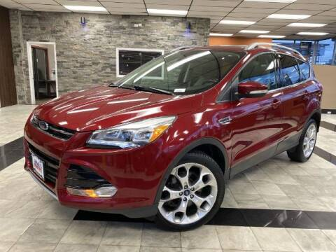 2014 Ford Escape for sale at Sonias Auto Sales in Worcester MA