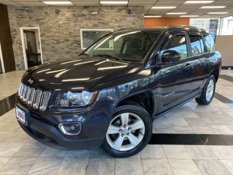 2015 Jeep Compass for sale at Sonias Auto Sales in Worcester MA