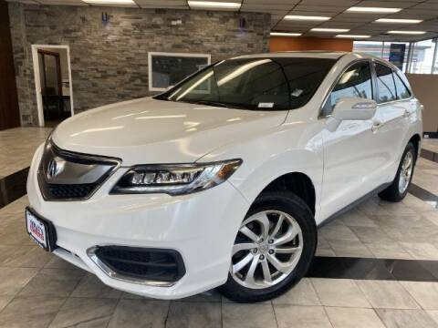 2017 Acura RDX for sale at Sonias Auto Sales in Worcester MA