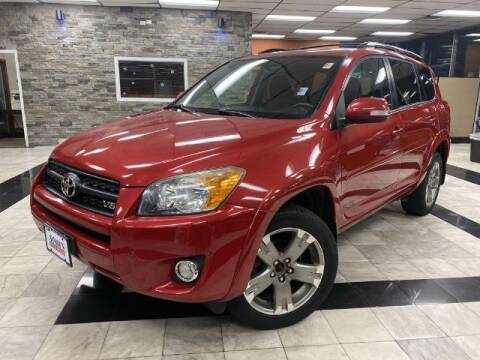 2011 Toyota RAV4 for sale at Sonias Auto Sales in Worcester MA
