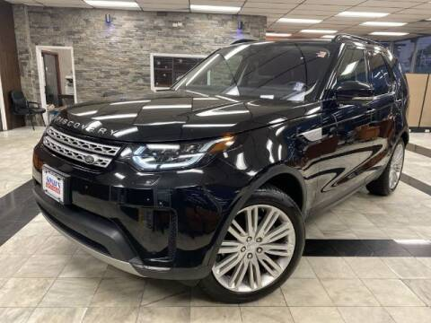 2017 Land Rover Discovery for sale at Sonias Auto Sales in Worcester MA