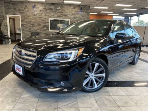 2016 Subaru Legacy for sale at Sonias Auto Sales in Worcester MA
