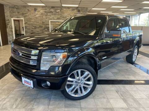 2013 Ford F-150 for sale at Sonias Auto Sales in Worcester MA